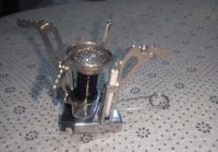 Used Windproof camping had stove outdoor new in Dubai, UAE