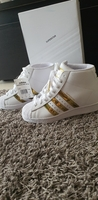 Used Adidas Superstar Up shoes for women in Dubai, UAE
