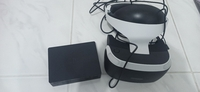 Used PSVR Set with motion controllers&5 Games in Dubai, UAE