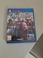 Used Marvel Avengers - PS4/PS5 - As New in Dubai, UAE