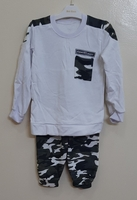 Used 2 pcs shirt and track pant for your kid. in Dubai, UAE