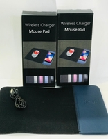 Used SMouse Pad with wireless charger in Dubai, UAE