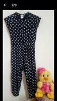 Used beautiful jumpsuit max for 4 to 5 year in Dubai, UAE