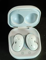 Used SAMSUNG GALAXY BUDS LIVE WHITE COLOR AIR in Dubai, UAE