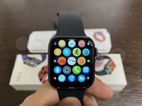 Used M16 BLEUTOTH CONNECT SMART WATCH FULL in Dubai, UAE