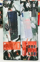 Used Gaming KeyBoard with Mouse with light in Dubai, UAE