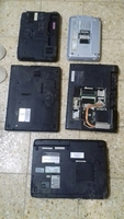 Used Laptops not working check pictures cal in Dubai, UAE
