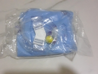 Used Baby floating ring 2 pcs blue and pink in Dubai, UAE