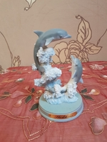 """Used Lucky charm dolphin made in Italy """", in Dubai, UAE"""