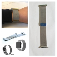 Used Stainless Magnetic Strap Apple Watch ♤ in Dubai, UAE