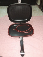 Used Double sided Grill pan in Dubai, UAE