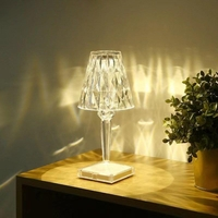 Used Glass lamp rechargeable in Dubai, UAE