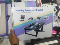 Used Laptop stand with fan in Dubai, UAE