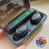 Used F9 earbuds 8D Stereo Sound LCD Display in Dubai, UAE