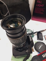 Used canon 7d Mark 1 with 28-135mm in Dubai, UAE
