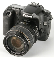 Used Canon 40D with 17-85mm f4.5-6 in Dubai, UAE