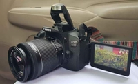 Used canon 700d with box and everything in Dubai, UAE