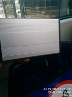 Used external hdd 500gb complete with case in Dubai, UAE