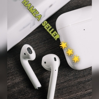 Used APPLE AIRPOD WIRELESS ONLY NOW BUY ✔️🌀 in Dubai, UAE