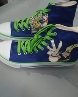 Used limited edition CN shoes size 43 in Dubai, UAE