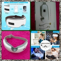Used Eye Massager with Heat Vibration, Air Pr in Dubai, UAE