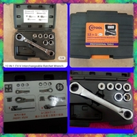 Used 12 IN 1 Interchangeable Ratchet Wrench in Dubai, UAE