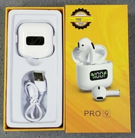 Used Airpods Pro 9 With Digital Display🔥 in Dubai, UAE
