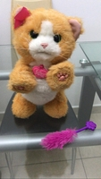Used Fur real daisy play -wuth-me kitty toy in Dubai, UAE