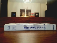 Used Wuthering Heights paperback in Dubai, UAE