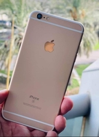 Used IPhone 6s plus 128gb with charger 550 in Dubai, UAE