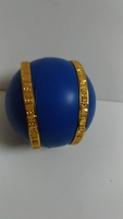 Used New bangles size 2.8 gold plated in Dubai, UAE