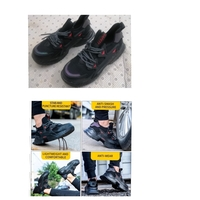 Used Men's Safety Shoes, Breathable size 42. in Dubai, UAE