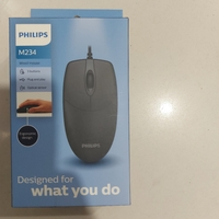 Used Philips Wired Mouse in Dubai, UAE