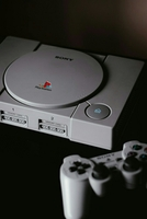 Used Playstation 1 (Pal) Modified SCPH-7004 in Dubai, UAE