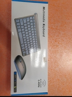 Used Wireless keyboard come with mouse in Dubai, UAE