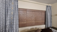 Used Wooden Bamboo blinds in Dubai, UAE