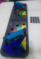 Used 9 in 1 push up Rack board strong new in Dubai, UAE