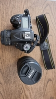 Used Nikon d7200 with 18 - 140mm and 50mm in Dubai, UAE