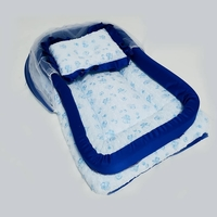 Used Baby Sleeping Bed with Mosquito Net in Dubai, UAE