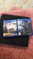 Used PS4 Pro 1tb with VR and 2 games in Dubai, UAE