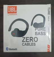 Used TWS-8 EARBUDS/PURE BASS ZERO CABLES in Dubai, UAE