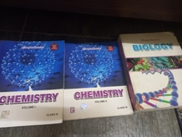Used Grade 11 chemistry and biology guide in Dubai, UAE