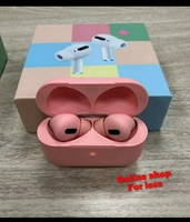 Used Pink colour airpods pro3 hot selling in Dubai, UAE