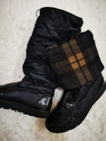 Used Women's Quilted Boots in Dubai, UAE