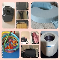 Used All baby accessories all mother need in Dubai, UAE