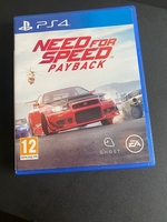 Used Need for speed payback playstation 4 in Dubai, UAE