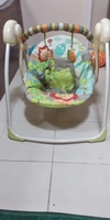 Used Electric Baby Swing from 0 to 9 months in Dubai, UAE