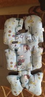 Used New Baby Cushion 4 Stroller and Car seat in Dubai, UAE