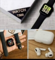 Used T500 COMBO---APPLE WATCH+ AIRPODS PRO💥 in Dubai, UAE