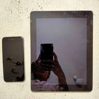 Used Non working devices ipad and iphone. in Dubai, UAE